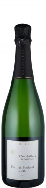 Champagne Francis Boulard & Fille Champagne Blanc de Blancs extra brut Les Vieilles Vignes 2017 Biowein - FR-BIO-001
