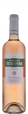 Domaine Turenne Côtes de Provence Rosé Camille 2020 Biowein - FR-BIO-01