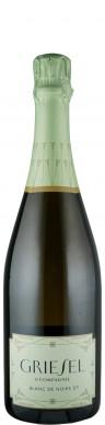 Griesel & Compagnie Pinot Blanc de Noirs brut nature - dégorgement tardif 2016