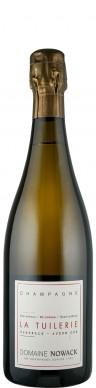 Flavien Nowack Champagne Blanc de Blancs extra brut La Tuilerie
