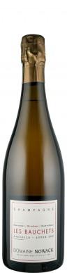 Flavien Nowack Champagne Blanc de Noirs extra brut Les Bauchets