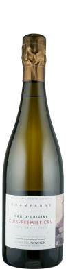 Flavien Nowack Champagne Blanc de Blancs extra brut Cuis - Premier Cru