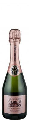 Champagne Charles Heidsieck Champagne Rosé Réserve brut - halbe Flasche