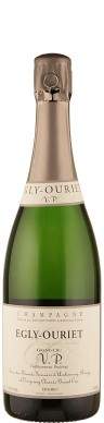 Champagne Grand Cru extra brut V. P. Vieillissement Prolongé - degorgiert Dezember 2016   - Egly-Ouriet