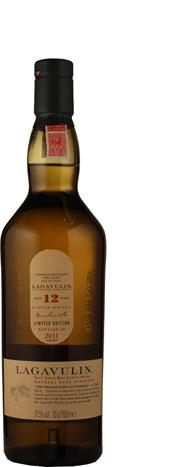 Lagavulin 12 Jahre cask strength 56,8%<br>Lagavulin<br>