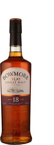 Bowmore 18 Jahre 43%<br>Bowmore<br>