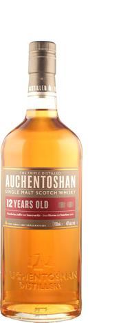 Auchentoshan 12 Jahre 40%<br>Auchentoshan<br>