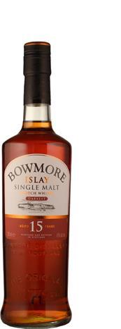 Bowmore Darkest 15 Jahre 43%<br>Bowmore<br>