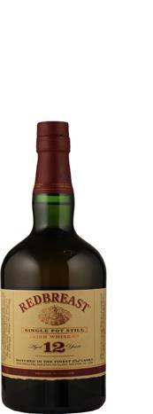 Redbreast 12 Jahre Single Pot Still 40%<br>Midleton Distillery<br>