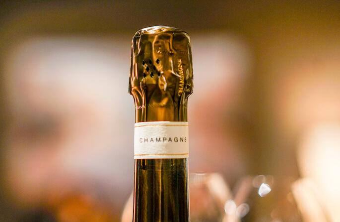 Champagner Wissen